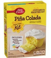 Betty Crocker™ Piña Colada Cupcake And Frosting Kit