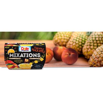 Dole Pineapple Peach Apple Mixations