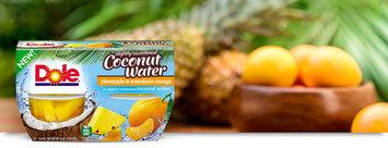 Dole Pineapple & Mandarin Orange in Slightly Sweetened Coconut Water