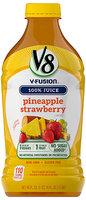 V8® V-Fusion 100% Pineapple Strawberry Juice