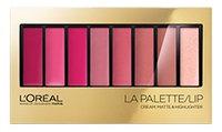 L'Oréal Paris La Palette Lip