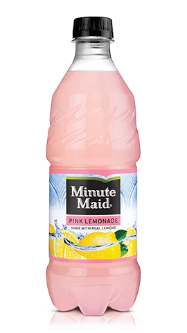 Minute Maid® Pink Lemonade