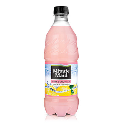 Minute Maid® Pink Lemonade