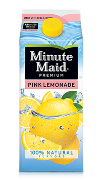 Minute Maid® Premium Pink Lemonade