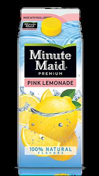 Minute Maid® Premium Pink Lemonade