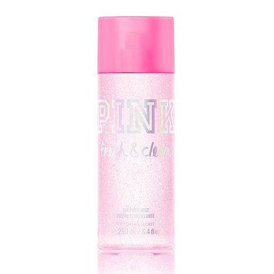 Victoria's Secret Pink Fresh & Clean Shimmer Mist