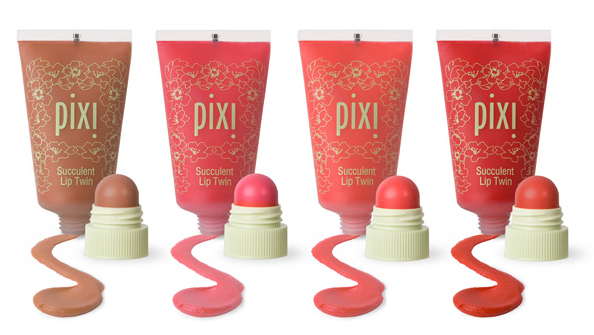 Pixi Succulent Lip Twin