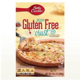 Betty Crocker™ Gluten Free Pizza Crust Mix
