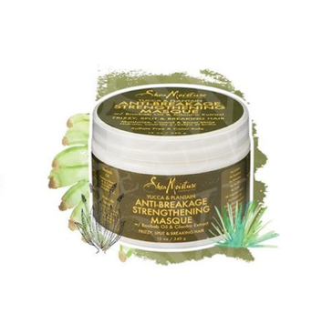 SheaMoisture Yucca & Plantain Anti-breakage Strengthening Masque