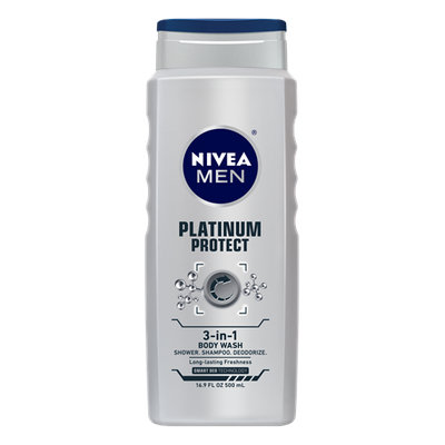 NIVEA Platinum Protect Body Wash