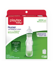 Playtex Baby™ Nurser Bottles with Drop-Ins® Liners