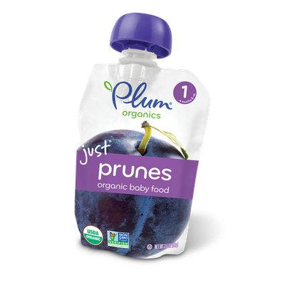 Plum Organics Just® Fruit Prunes