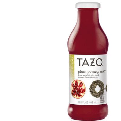 Tazo Plum Pomegranate Green Tea