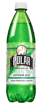 Polar Diet Green Tea Ginger Ale