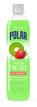 Polar Sparkling Frost Kiwi Strawberry