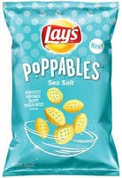 LAY'S® Poppables Sea Salt Potato Snacks