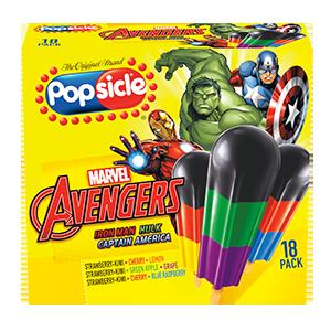 Popsicle® Marvel™ Avengers