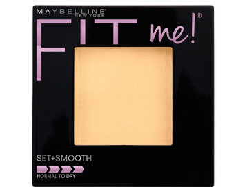 Maybelline Fit Me! Set + Smooth Powder