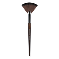 MAKE UP FOR EVER Powder Fan Brush - Medium - 120