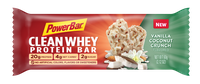 PowerBar Clean Whey Protein Bar Vanilla Coconut Crunch