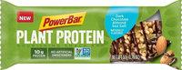 PowerBar Plant Protein Nourishing Snack Bar Dark Chocolate Almond Sea Salt