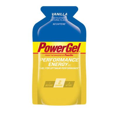 PowerBar PowerGel Performance Energy Vanilla