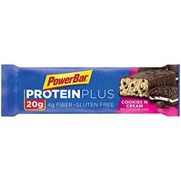 PowerBar Protein Plus Bar Cookies & Cream