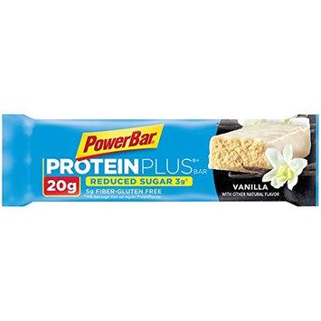 PowerBar Protein Plus Bar Reduced Sugar Vanilla