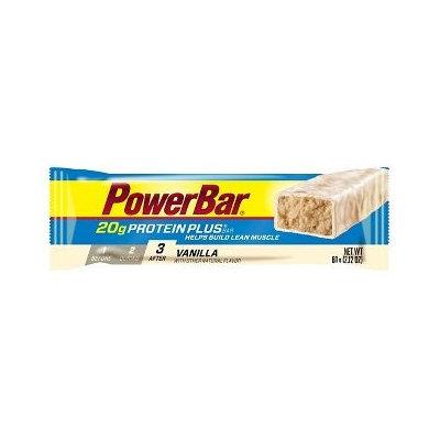 PowerBar Protein Plus Bars Vanilla