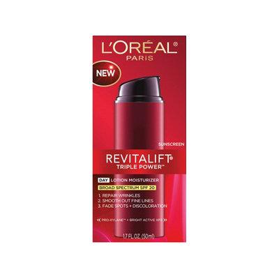 L'Oréal Paris RevitaLift® Triple PowerTM Day Lotion Moisturizer SPF 20