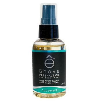 eShave Pre Shave Oil Cucumber