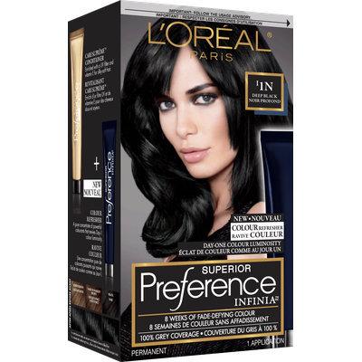 L'Oréal Preference Infinia 1N Deep Black