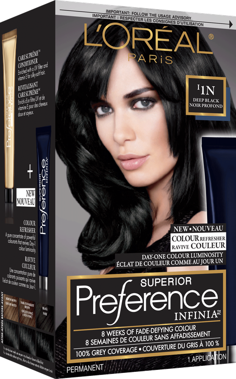 L39oreal Paris Superior Preference Cools Antibrass Hair