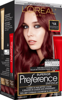 L'Oréal Preference Infinia 5R Red Mahogany