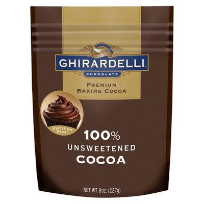 Ghirardelli Chocolate 100% Unsweetened Premium Baking Cocoa