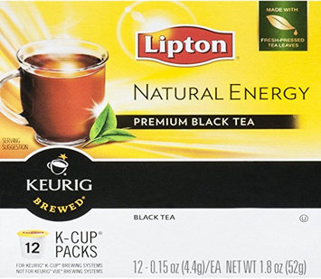 Lipton® K-Cup Nautral Energy Premium Black Tea