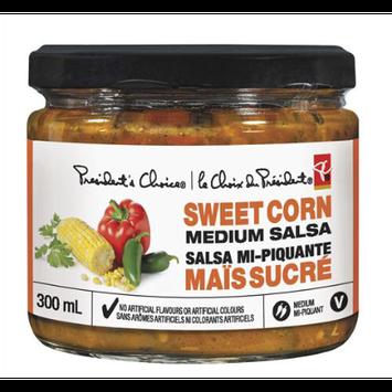President's Choice Sweet Corn Medium Salsa