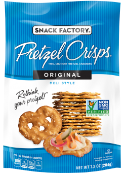 Pretzel Crisps® Crackers Original