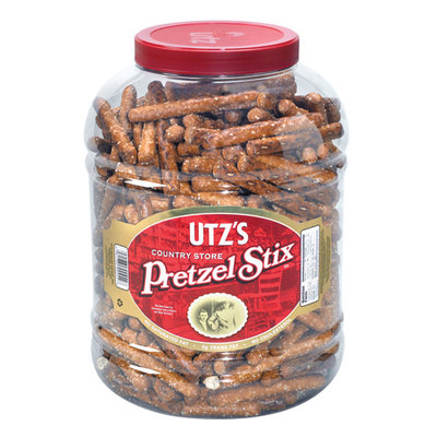 Utz Barrel-Country Store Pretzel Stixs