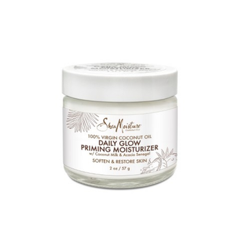 SheaMoisture 100% Virgin Coconut Oil Priming Moisturizer
