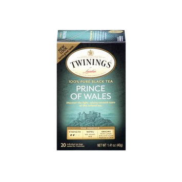 TWININGS® OF London Prince of Wales Tea Bags