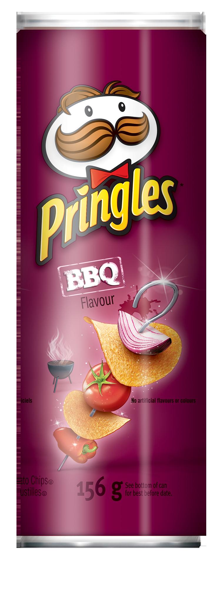 Pringles® BBQ Potato Crisps