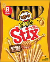 Pringles® Baked Stix Honey Butter