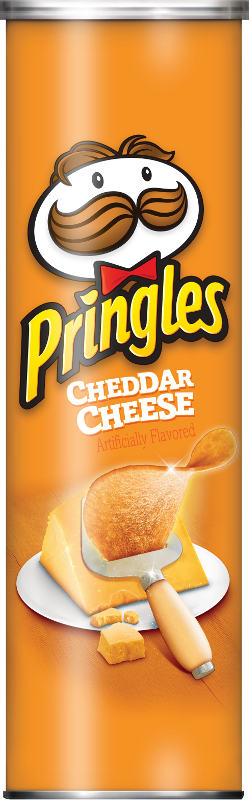 Pringles® Cheddar Cheese Crisps