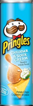 Pringles® Cheddar & Sour Cream Potato Crisps
