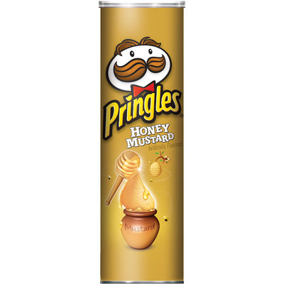 Pringles® Honey Mustard Potato Crisps