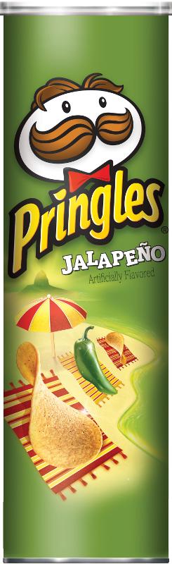 Pringles® Jalapeño