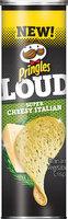 Pringles® Loud Super Cheesy Italian