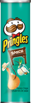Pringles® Ranch Potato Chips