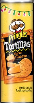 Pringles® Tortillas Nacho Cheese